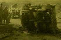 日军眼里八路军地雷战