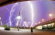 风光摄影:12张惊艳的闪电摄影作品