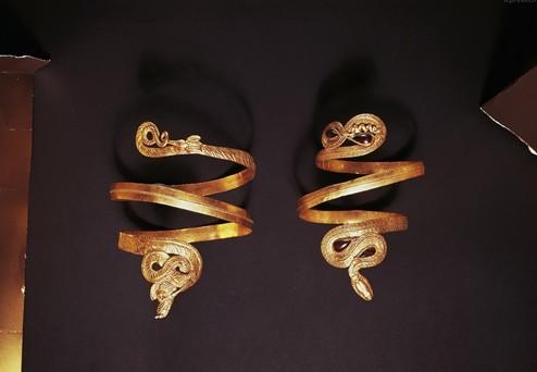 【原创】蛇年说蛇:文物中的蛇 - 世界和平 - 世界和平的博客