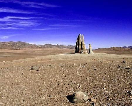 沿途风光之阿塔卡马沙漠