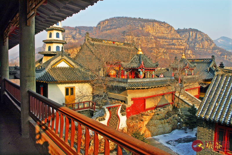 美丽中国-寻找最美乡村之贵州省黔西县解放村