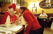 人像摄影:圣诞老人的假期