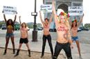 【2012·全球记忆】FEMEN很忙
