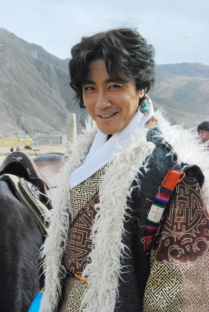 藏族贵公子