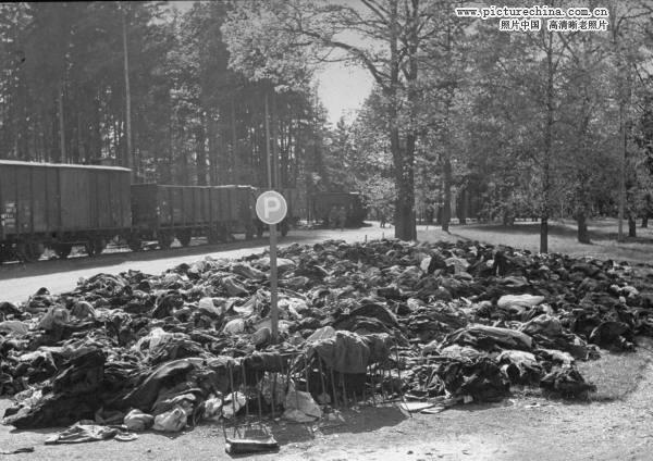 真实揭示了纳粹在二战时期对俘虏的暴行.-二战纳粹集中营暴行