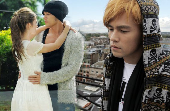周杰伦《大笨钟》MV尽收伦敦美景-音乐大图图片