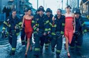 商业摄影:救援英雄的时尚大片