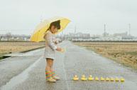 长野丰一:路上的小舞台剧