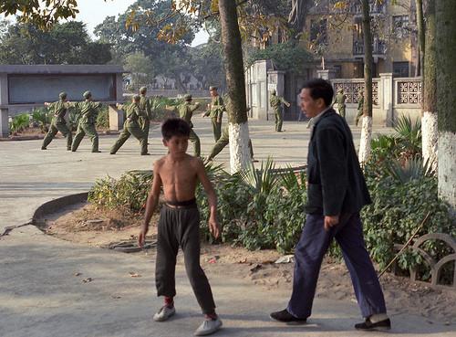 三十年前的中国老照片 那个我们再也回不去的纯真年代 - 沙漠夜横笛 - 沙漠夜横笛