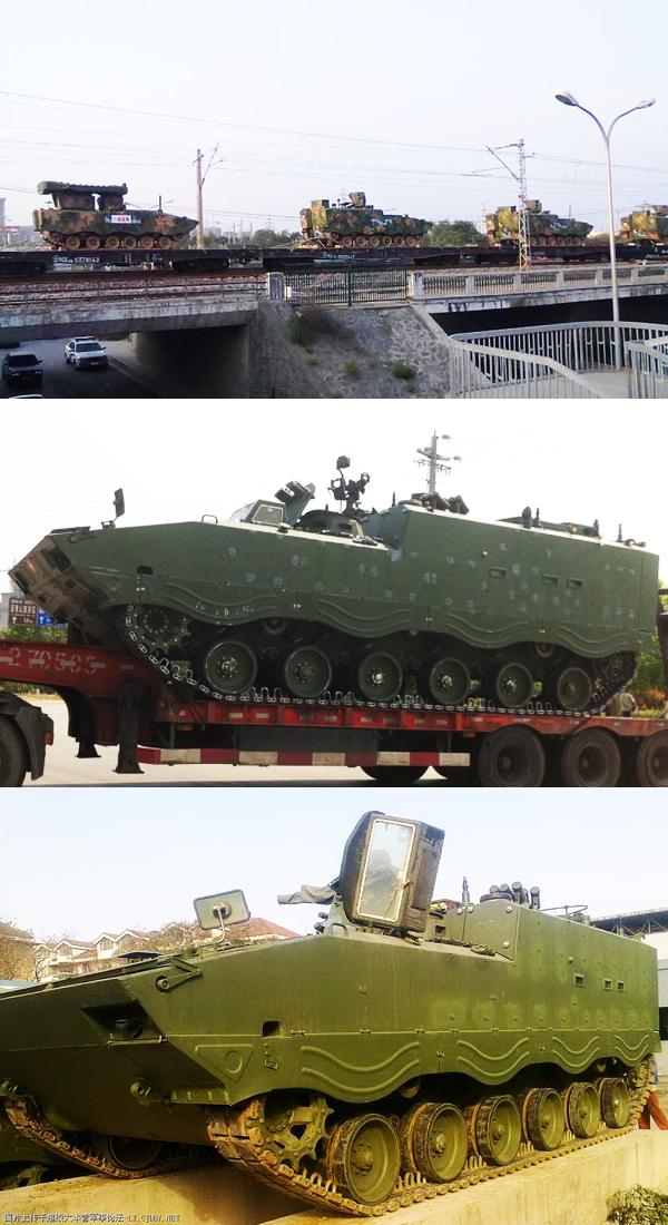 中国陆军/机械化20年!中国陆军主力装备已赶上美军(18/33)...