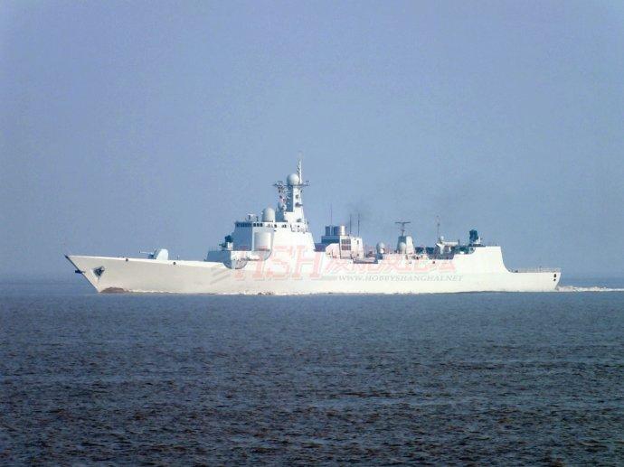 东海舰队再新添一艘神盾舰150号长春舰【组图】 - 春华秋实 - 开心快乐每一天--春华秋实