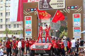 2013达喀尔拉力赛