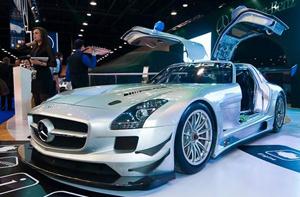 聚焦2013多哈国际车展
