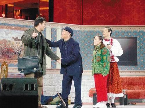 2013春晚台词_赵本山宣布退出小品界 春晚经典作品回顾_娱乐_环球网