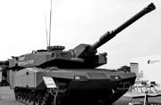 豹II新款看起来像外星战车