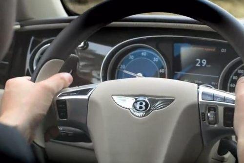 据传全新款宾利欧陆飞驰车型是宾利汽车设计总监德克.范.布雷克先生