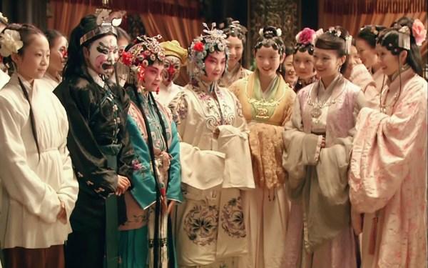 杨幂曾在节目中爆料新《红楼梦》有潜规则 - 鹏鹏 - 星讯娱乐