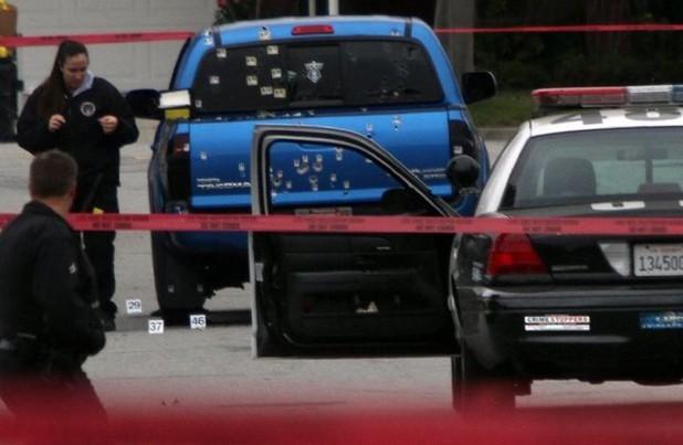 (转贴)洛城警察发现似嫌犯汽车就扫射被疑杀人灭口 - 秋 - 秋的博客