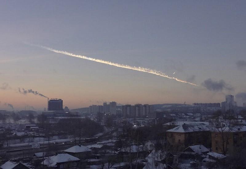 萨特/陨石坠落或致俄罗斯乌拉尔地区损失超20亿卢布(4/8)