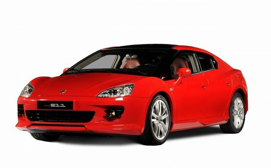 全球最 低价 四门 轿跑 揭秘 起价8万元 汽车 环球高清图片