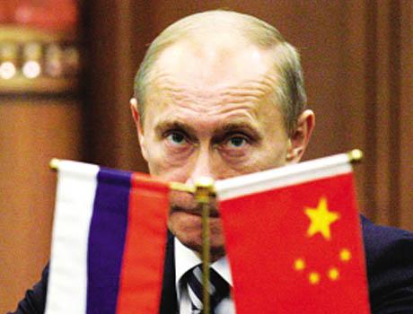 """中国人复杂的""""俄罗斯情结"""""""
