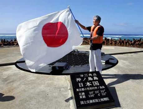 """岛国日本""""领土扩张""""阴魂未散"""