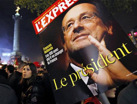 """奥朗德胜选,法国""""向左转""""?"""