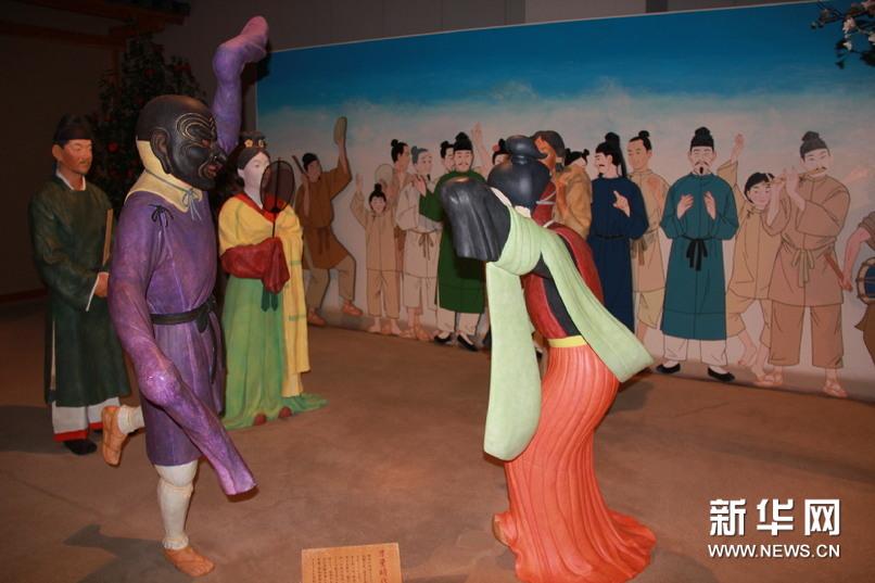 探访日本国家的起源地:明日香村_旅游_环球网