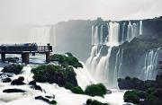 自然风光:伊瓜苏大瀑布