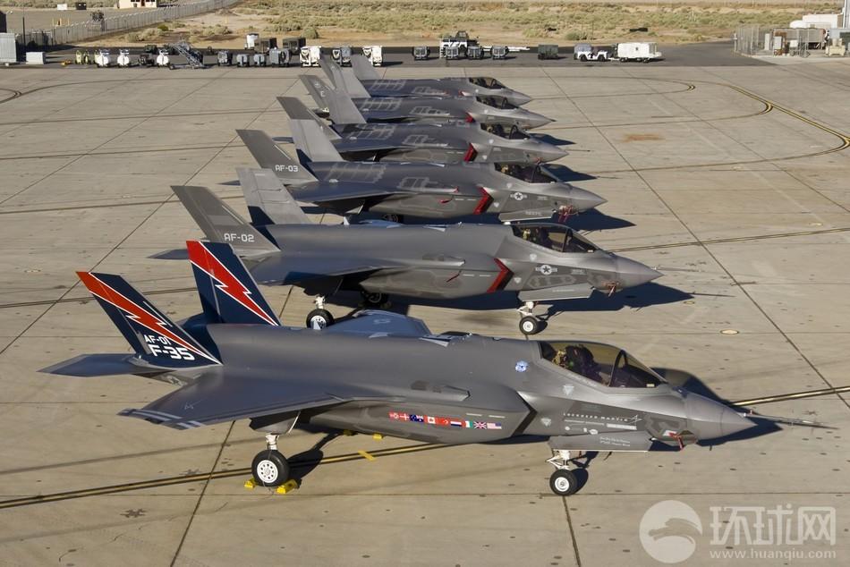 美国F-35引擎惊现裂缝全部停飞