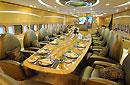探秘富翁奢华私人飞机