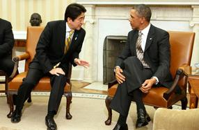 奥巴马私下对安倍说了什么?