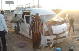 埃及南部车祸致4名中国游客伤亡(高清组图)