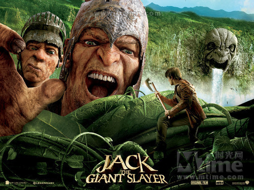 巨人捕手杰克有几部