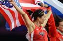 美撑杆跳奥运冠军跃过5米02 破伊娃室内世界纪录