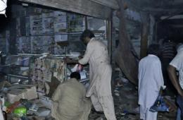 巴基斯坦爆炸致40人死
