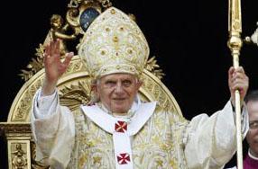 """退位教皇为何没圆""""中国梦"""""""