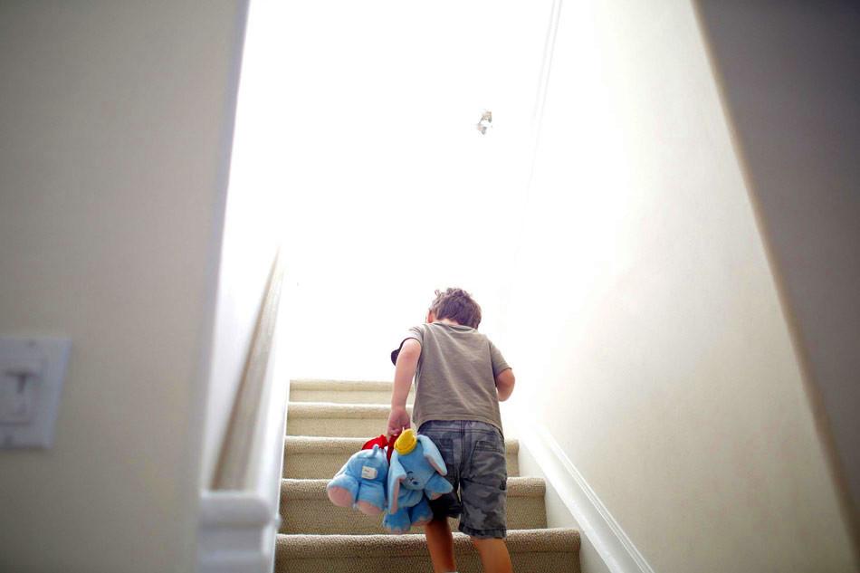 自闭症儿童的孤独世界