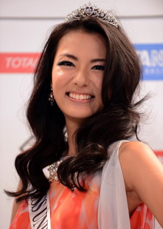 2013年日本小姐出炉
