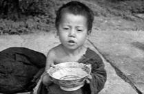 内战时期的中国大饥荒