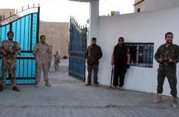 利比亚首都电视台遭焚烧