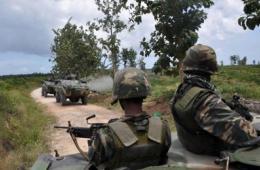 马来西亚士兵继续与菲律宾武装分子交火