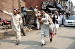 巴基斯坦一清真寺遇袭