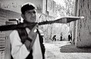 阿富汗的反塔利班民兵组织