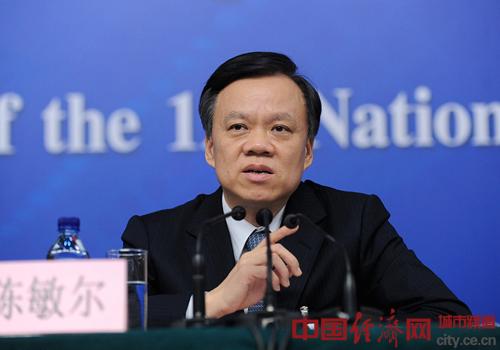 贵州省省长陈敏尔