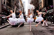 人像摄影:街头舞者