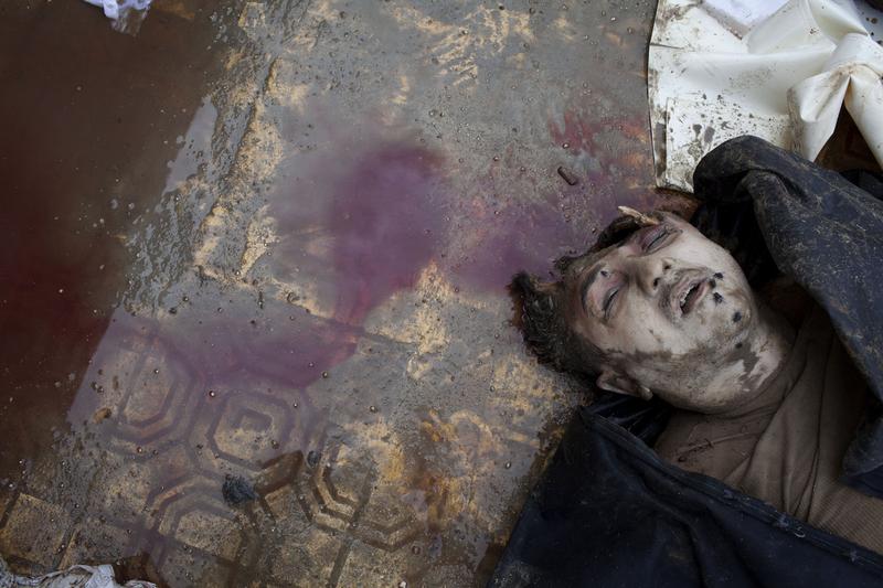 叙利亚战争残忍图片 叙利亚战争血腥视频 叙利亚 ...