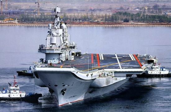 中国主力舰围绕着航母战斗群设计