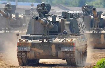 韩国K-9战车实际战力并不如宣传那样强大