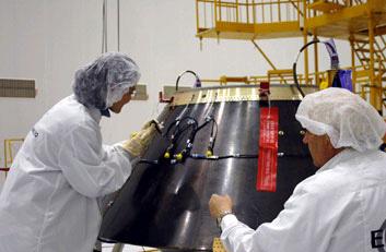 伽利略计划使用的卫星